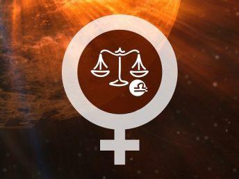 Venus in Libra woman