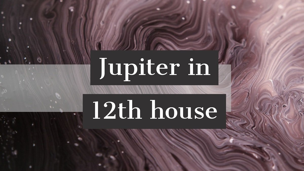 Pluto In 12th House Past Life
