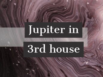 Jupiter in 3rd house