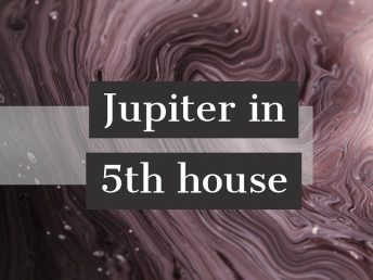 Jupiter in 5th house