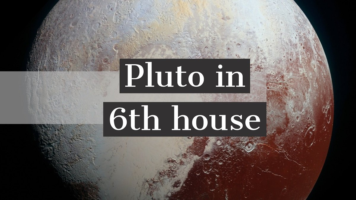 What sign is pluto in