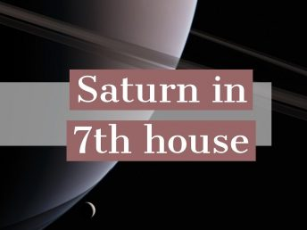 Saturn in 7th house