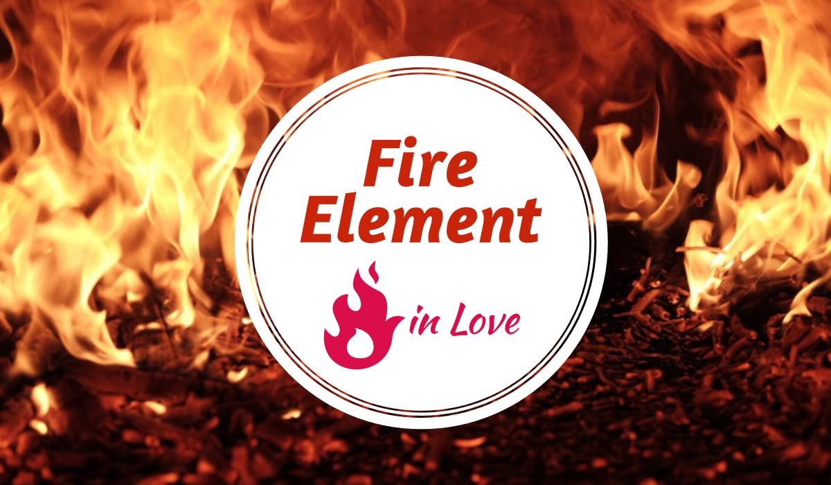 Fire element love