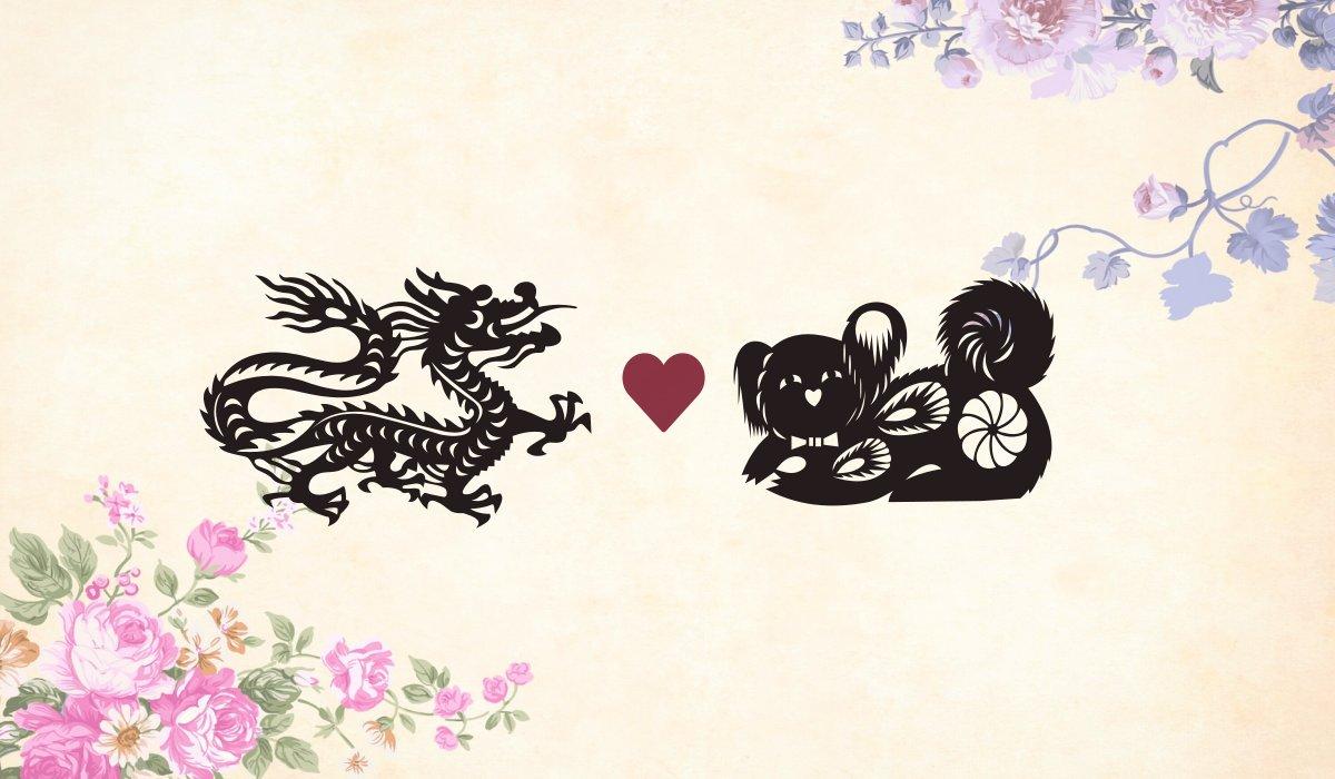 Dragon man Dog woman compatibility