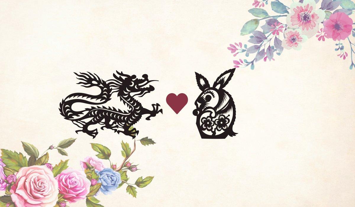 Dragon man Rabbit woman compatibility