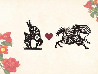 Goat man Horse woman compatibility