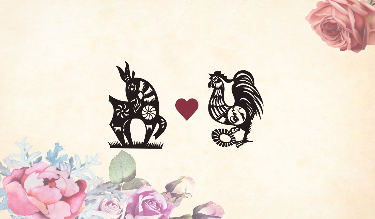 Goat man Rooster woman compatibility