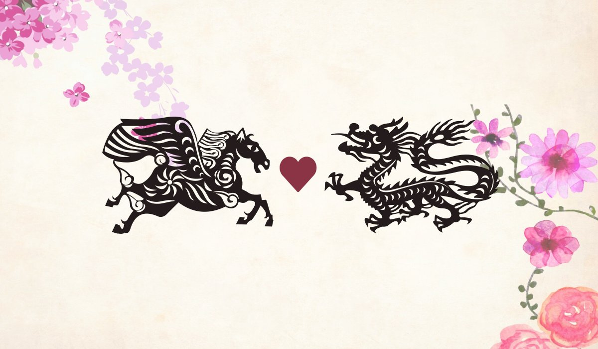 Horse man Dragon woman compatibility