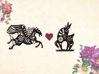 Horse man Goat woman compatibility