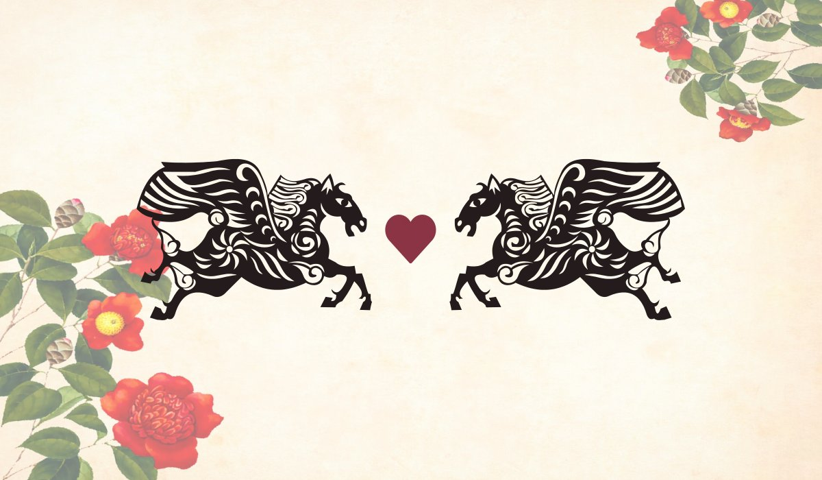 Horse man Horse woman compatibility