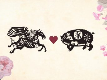 Horse man Pig woman compatibility