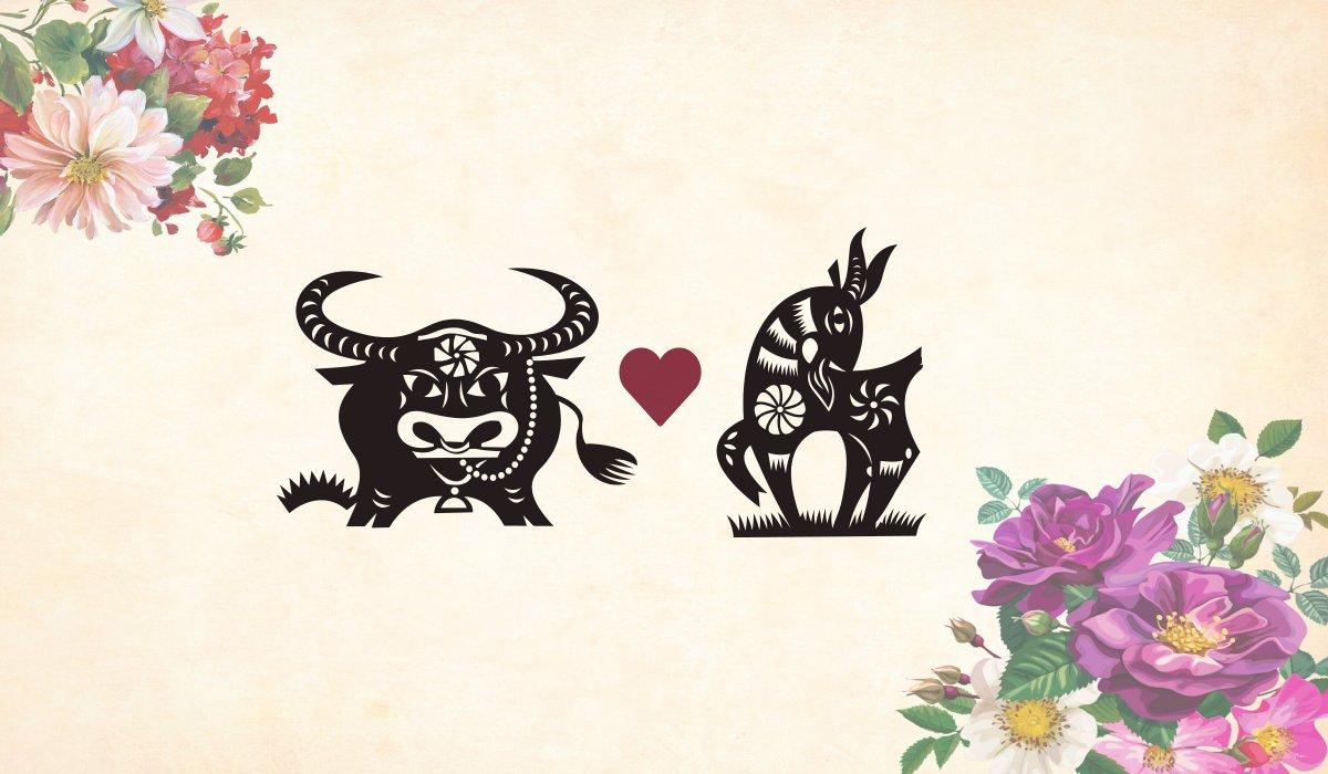 Ox man Goat woman compatibility