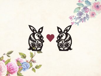 Rabbit man Rabbit woman compatibility