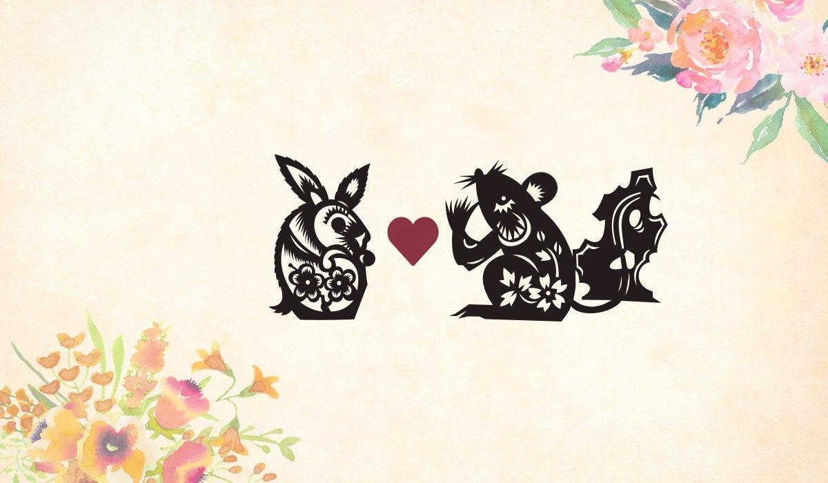 Rabbit man Rat woman compatibility