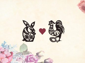 Rabbit man Rooster woman compatibility