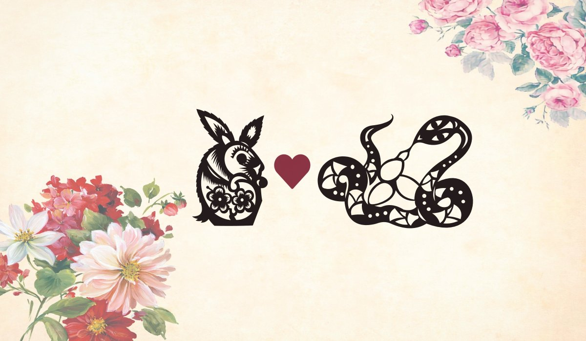 Rabbit man Snake woman compatibility