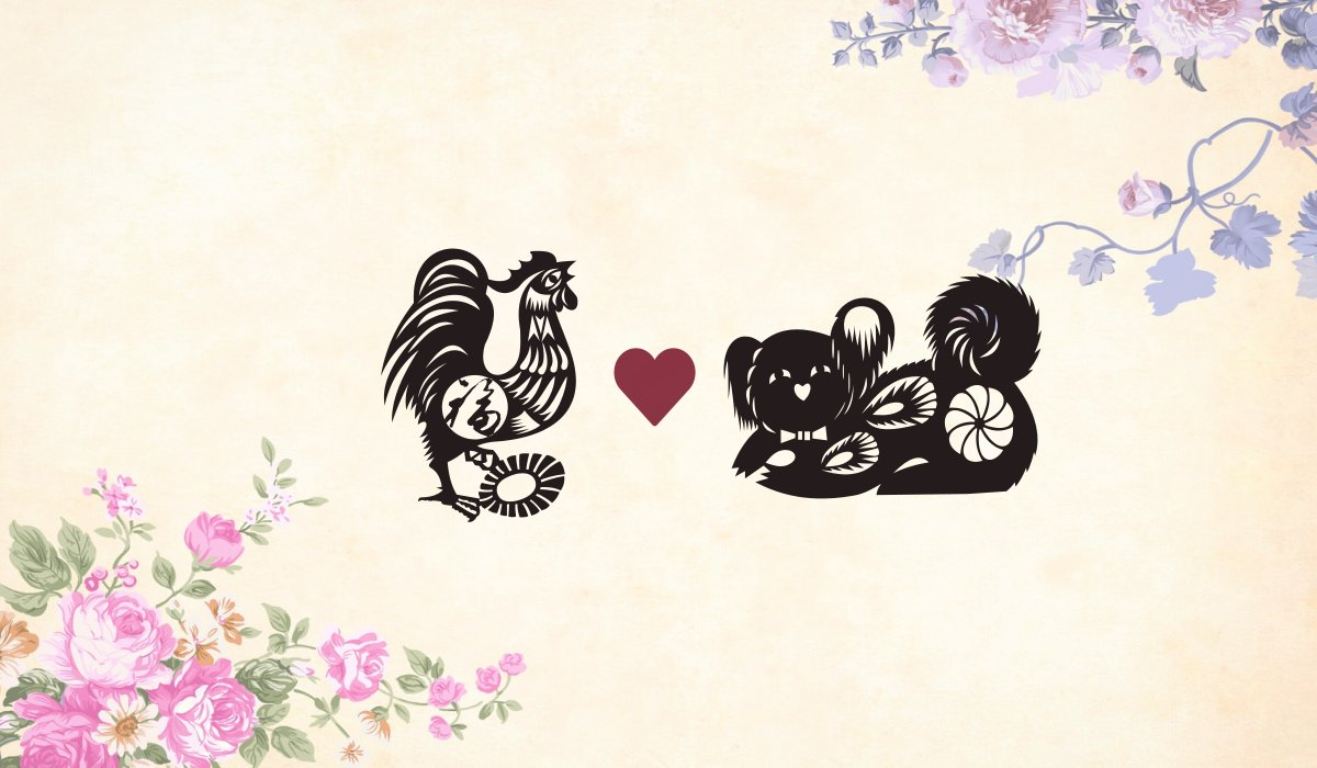 Rooster man Dog woman compatibility