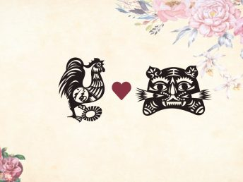 Rooster man Tiger woman compatibility