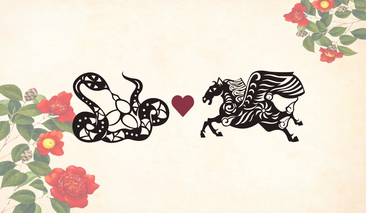 Snake man Horse woman compatibility