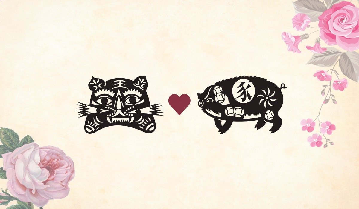 Tiger man Pig woman compatibility