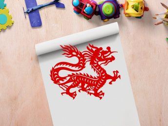 Chinese Dragon Child
