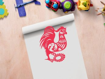 Chinese Rooster Child
